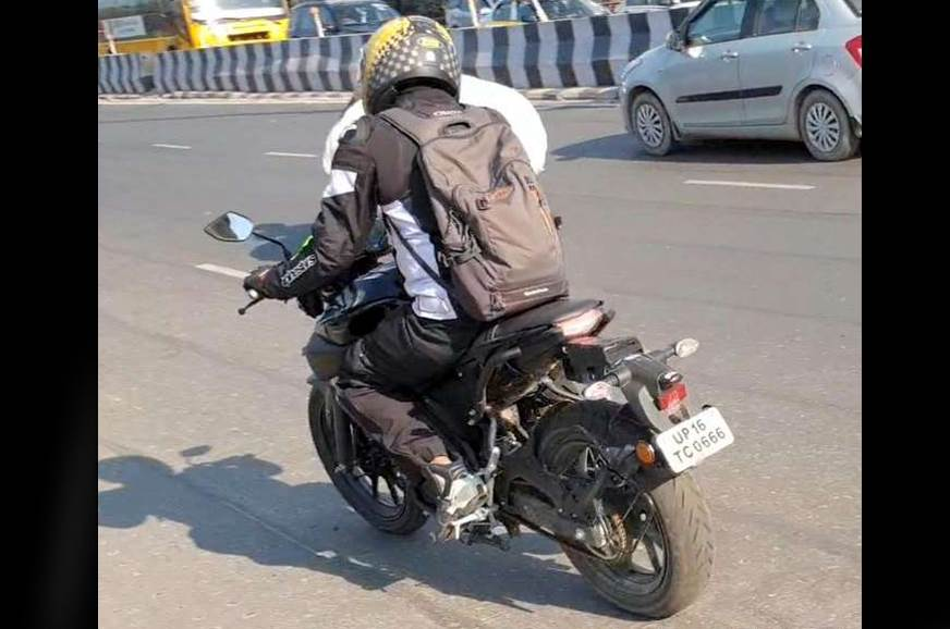 Mt 15 News: 2019 Yamaha MT-15 Spied Testing In India For The First