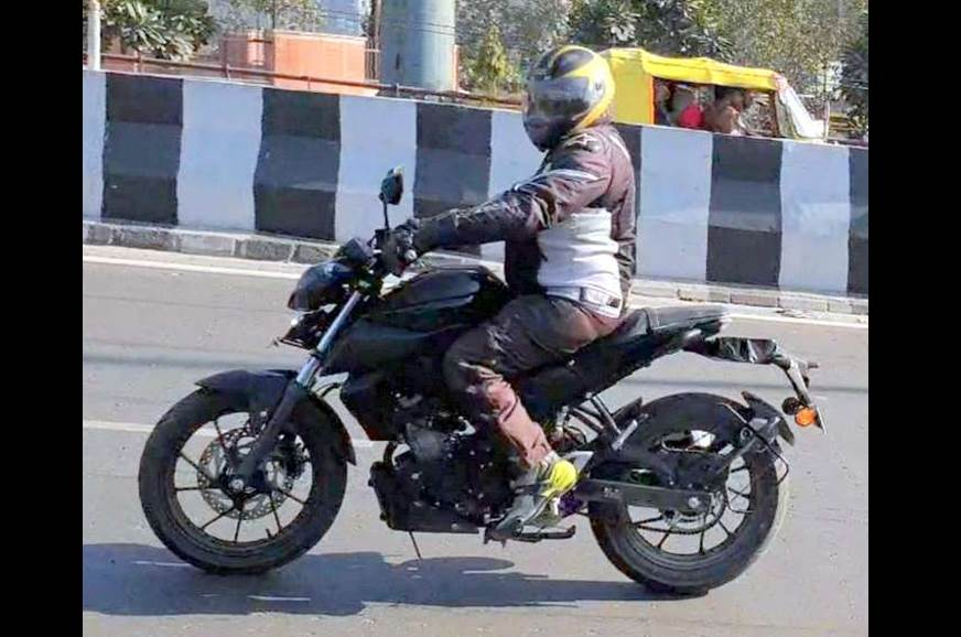 2019 Yamaha MT-15 spied in India for the first time