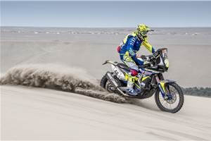 Dakar 2019, Stage 7: Aravind KP now up to 47th overall