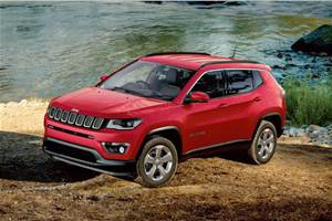 Jeep Compass petrol-AT Longitude (O) launched at Rs 18.90 lakh