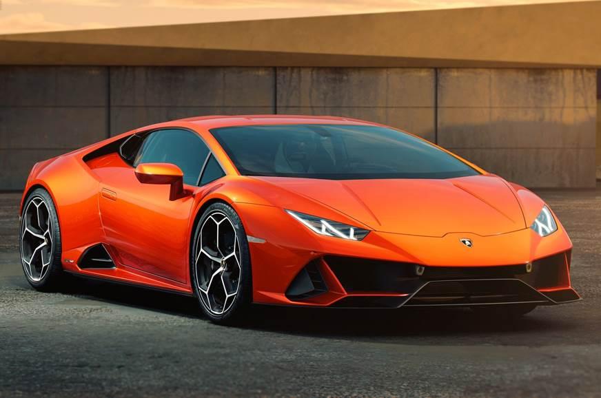 Lamborghini Huracan Evo India launch on February 7