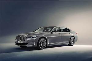 2019 BMW 7 Series revealed