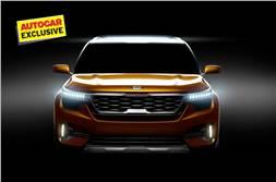 Kia SP SUV to get sporty turbo-petrol variant