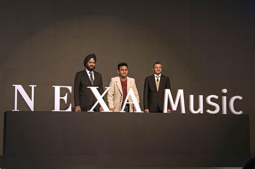 Maruti Suzuki Nexa Music initiative launched