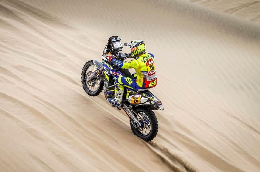 Dakar 2019, Stage 9: Metge wins penultimate stage