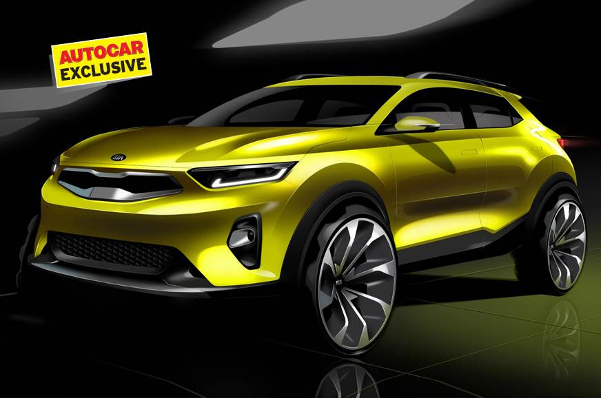 Kia's third made-for-India model to be a cross-hatch