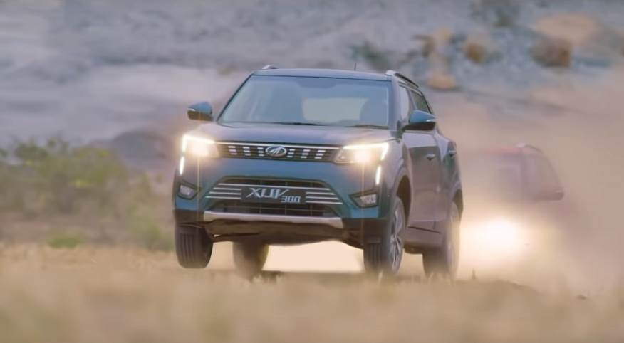 Mahindra XUV300 promo video featuring Gaurav Gill released