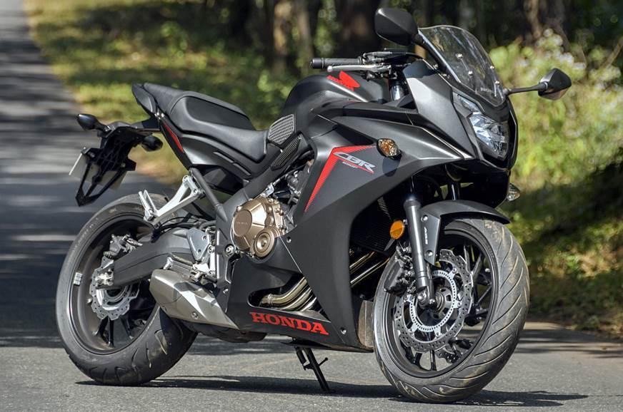 Honda discontinues CBR650F