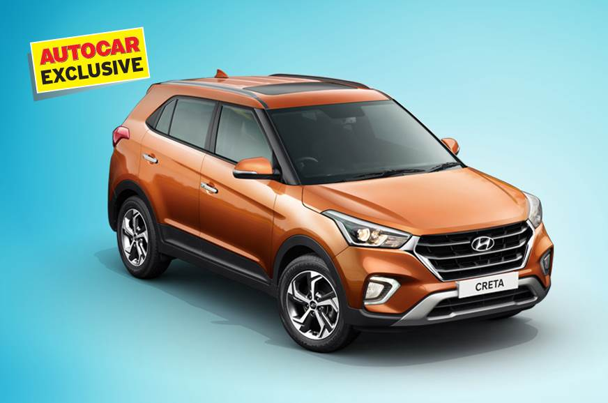 Updated Hyundai Creta priced from Rs 9.60 lakh