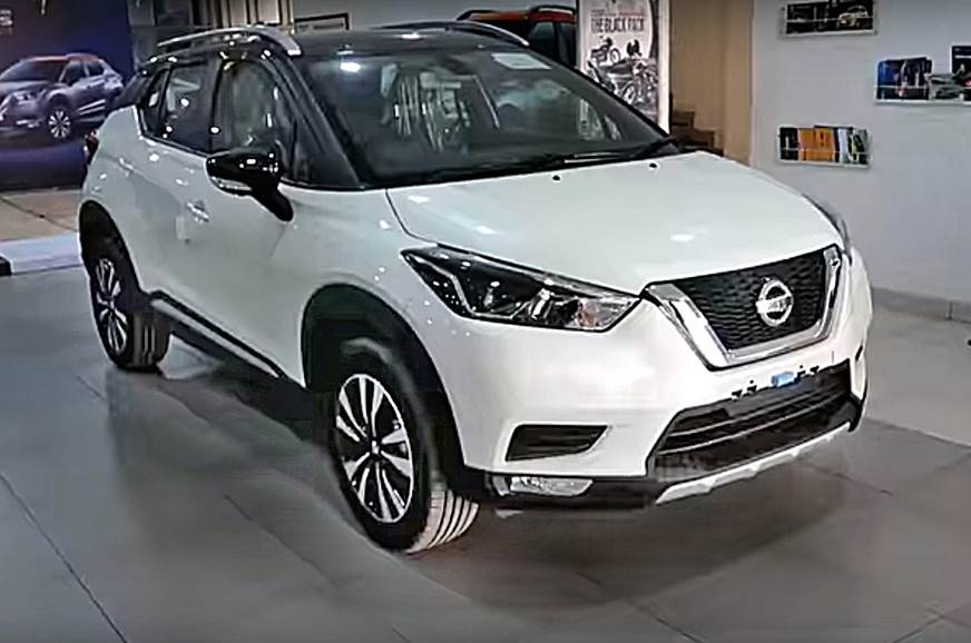 India-spec Nissan Kicks variants explained