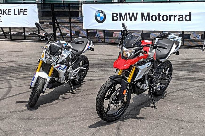 BMW G 310 among brand's top 5 models