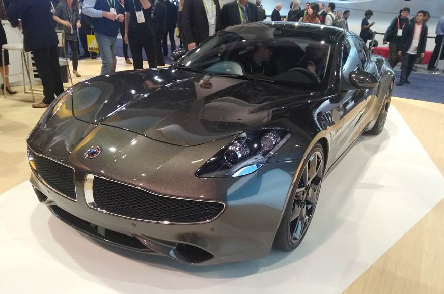 Pininfarina, Karma join hands for product development
