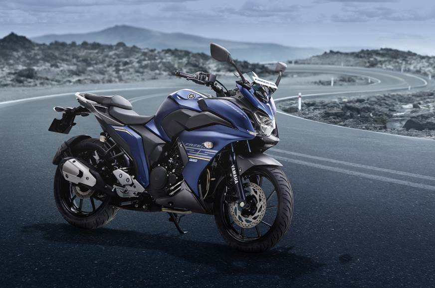 ABS-equipped Yamaha FZ25 and Fazer 25 launched