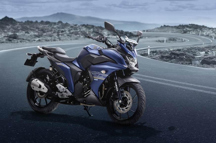 2019 Yamaha Fazer 25 ABS