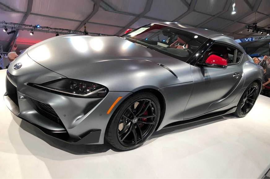 First new-gen Toyota Supra sells at nearly Rs 15 crore