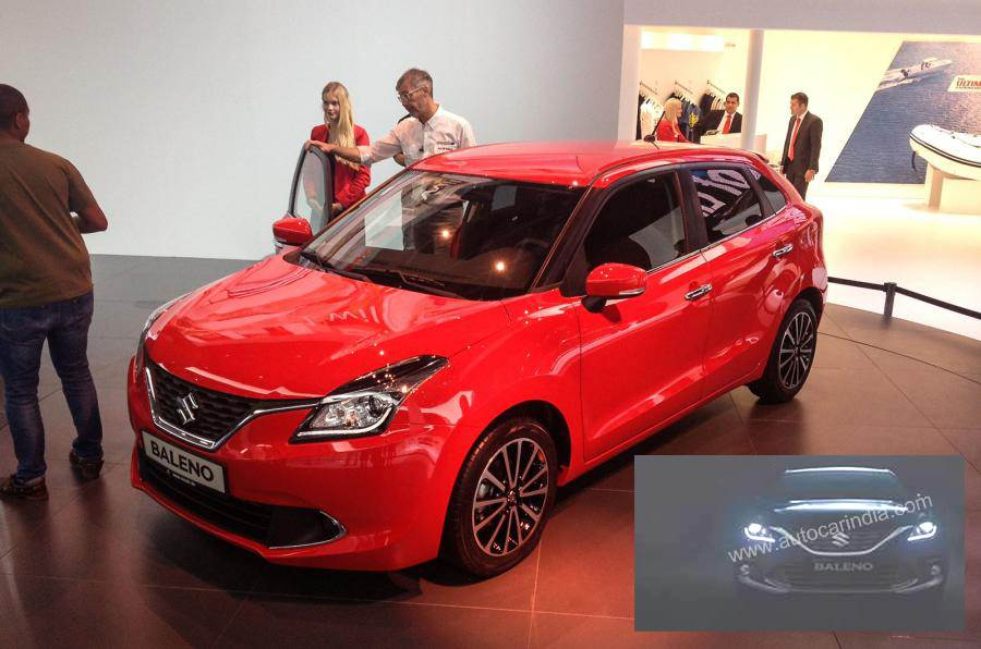 Maruti Suzuki Baleno facelift teased, bookings open