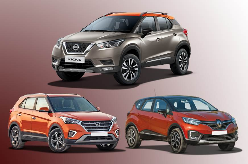 2019 Nissan Kicks vs rivals: Price, specifications compar...