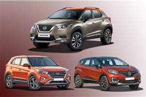 2019 Nissan Kicks vs rivals: Price, specifications comparison