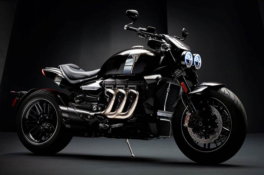 Triumph Rocket TFC concept revealed