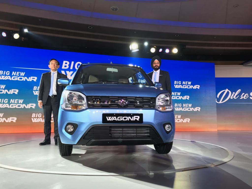 2019 Maruti Suzuki Wagon R launched in India, priced at R...