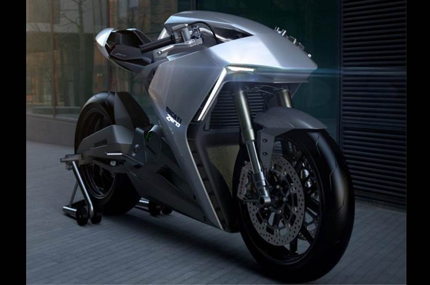Ducati electric motorcycle coming soon