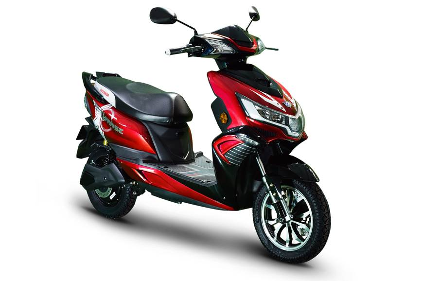 Okinawa i-Praise e-scooter launched at Rs 1.15 lakh