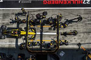 Special Feature: In the blink of an eye - Renault & Formula One