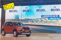 The story behind the Tata Harrier's killer price