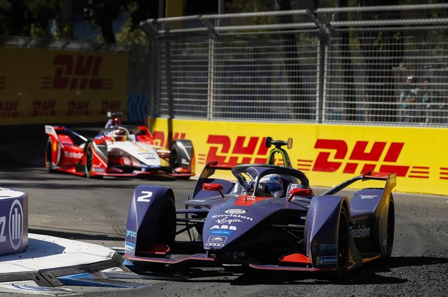Bird fends off Wehrlein to win Santiago E-Prix