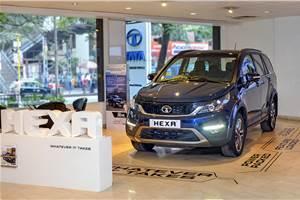 Tata Hexa prices hiked