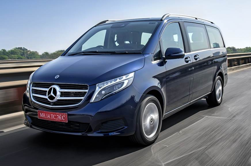2019 Mercedes-Benz V 220d review, test drive