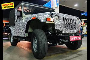 Next-gen Mahindra Thar to get new 2.0-litre diesel engine