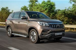 2019 Mahindra Alturas G4 review, road test