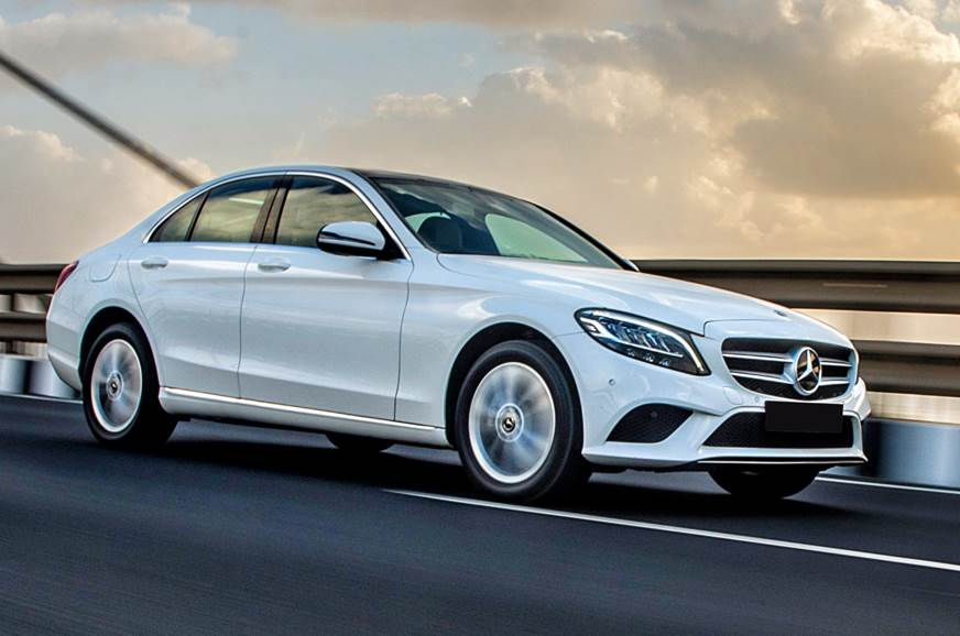2019 Mercedes-Benz C 200 petrol review, test drive