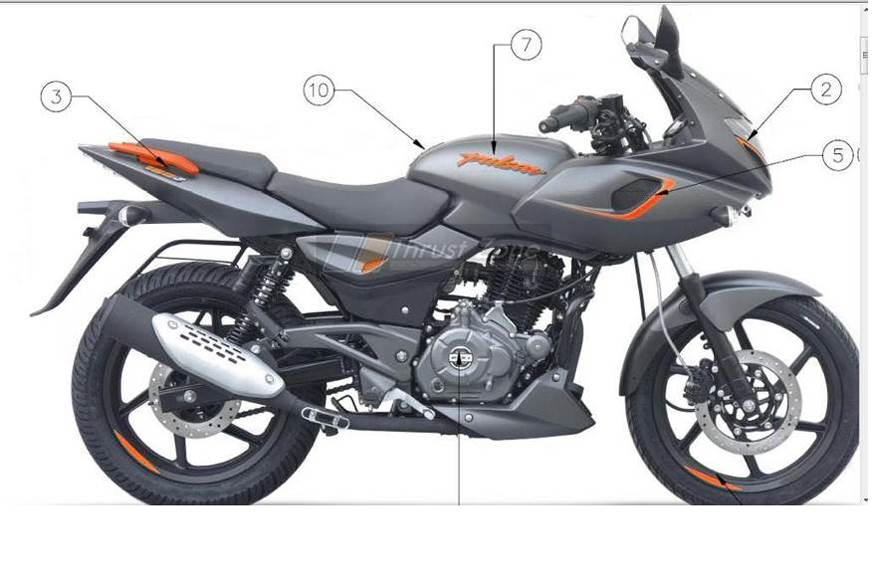 New Bajaj Pulsar 180F priced at Rs 86,500