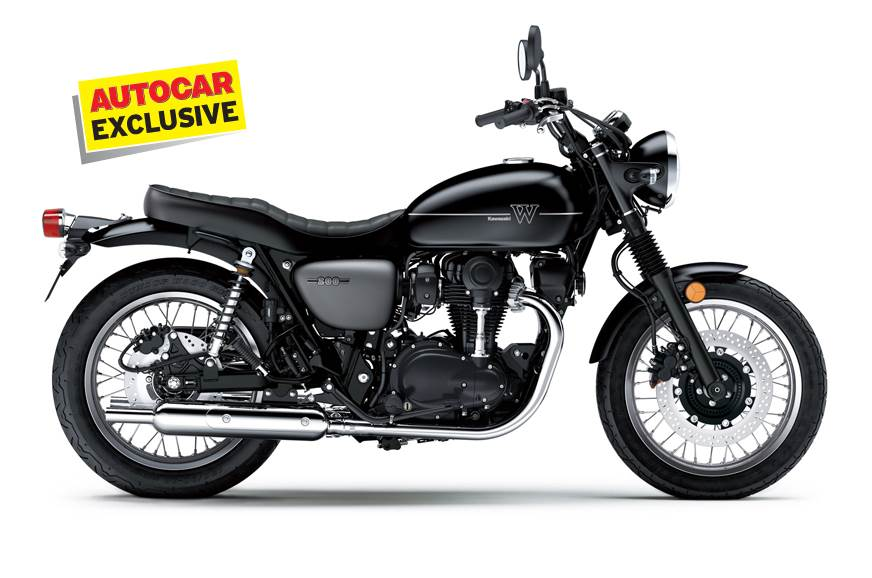 2019 Kawasaki W800 to launch in India soon
