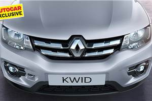 Renault Kwid to get ABS, Apple CarPlay, Android Auto