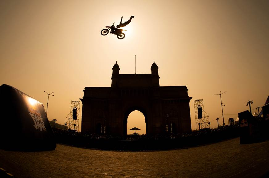 Red Bull FMX Jam brings freestyle motocross aces to Mumbai