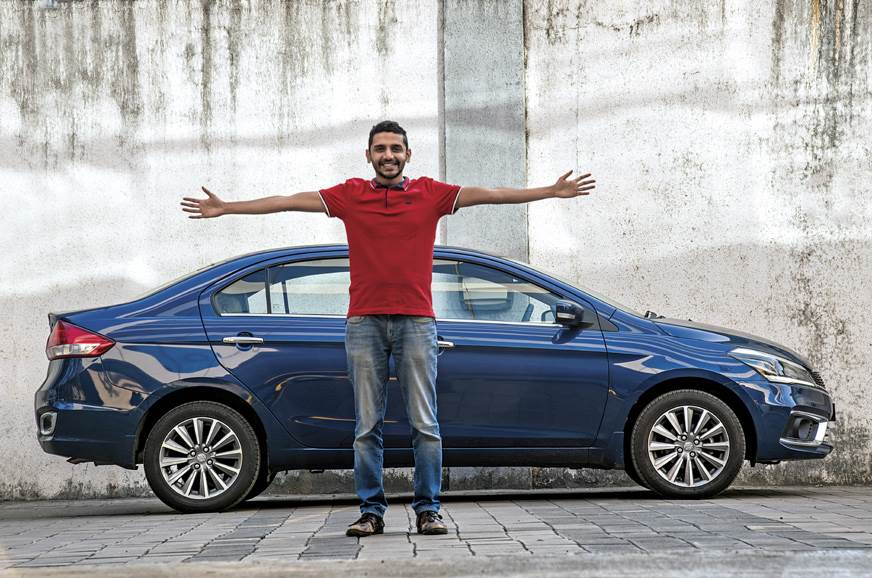 Maruti Suzuki Ciaz facelift long term review, first report