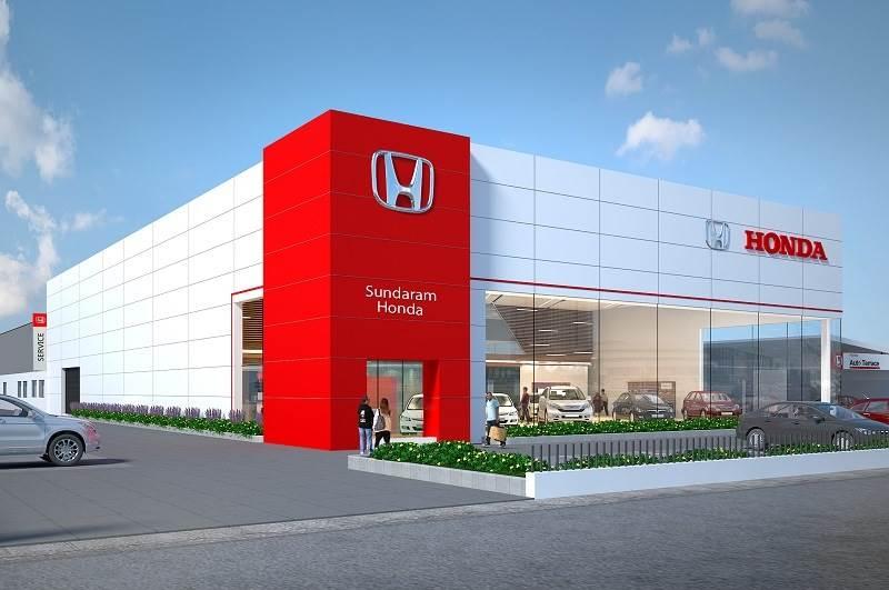 Honda showrooms to get a major revamp
