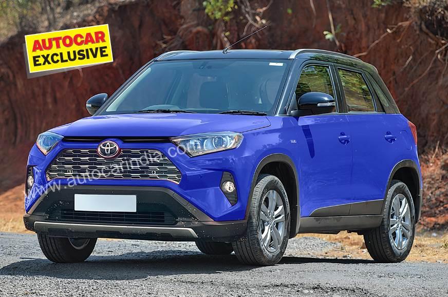Toyota-badged Vitara Brezza to launch in 2020-21
