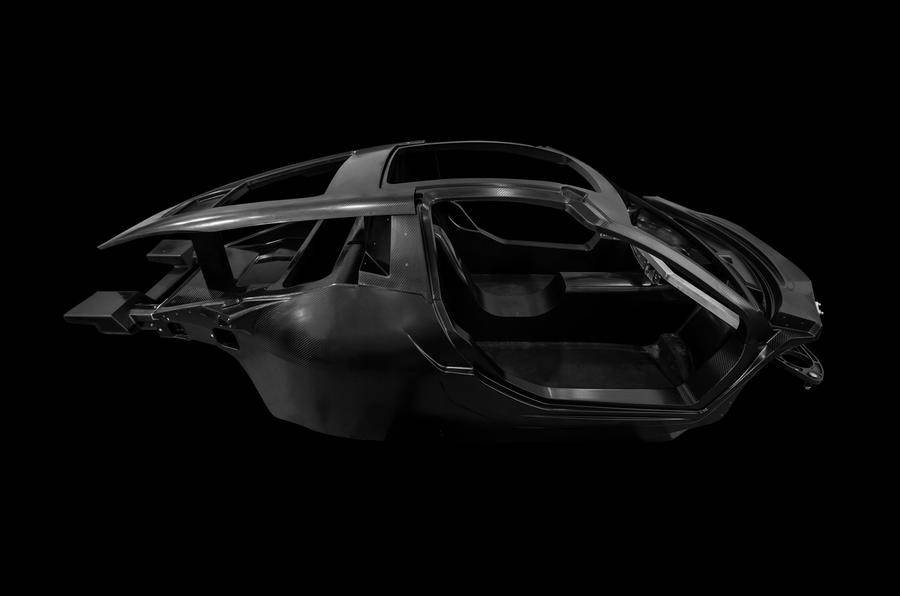 Hispano Suiza Carmen grand tourer teased