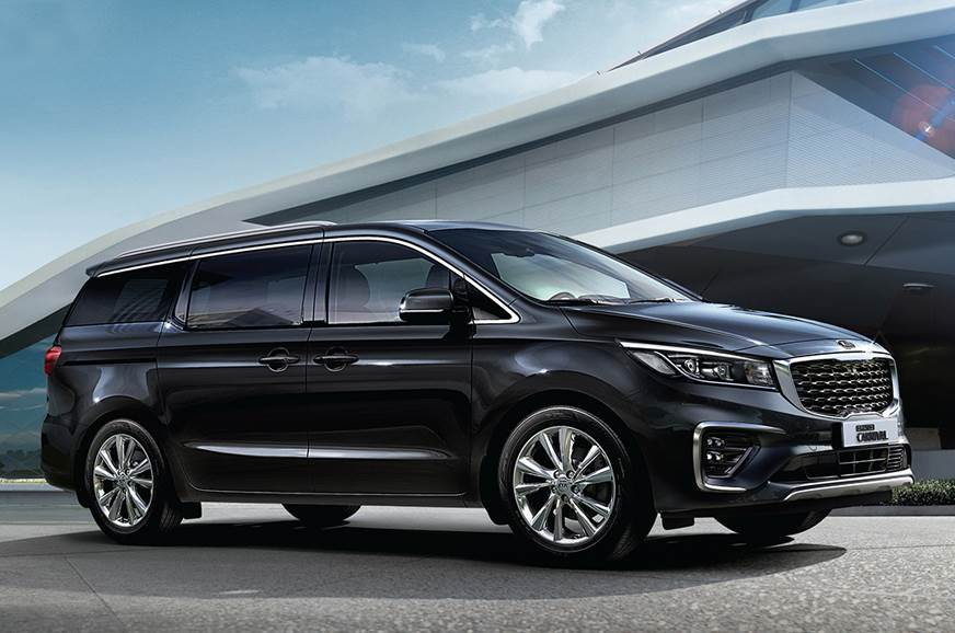 Kia Grand Carnival: 5 things to know