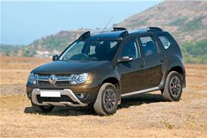 Renault Duster AMT now gets cheaper; priced from Rs 12.10 lakh