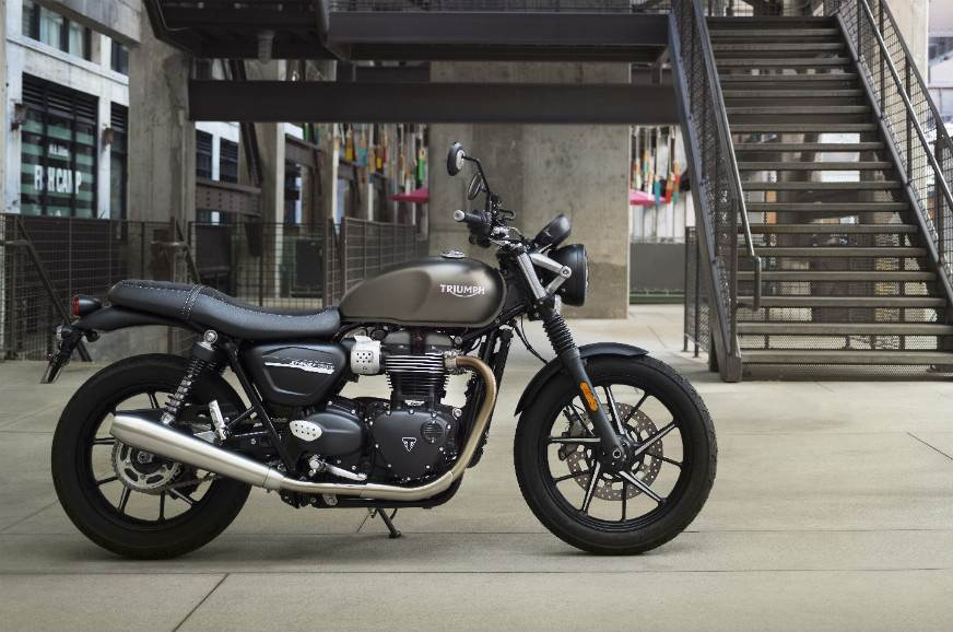 2019 Triumph Street Twin, Street Scrambler India launch on February 14
