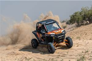 Waraich, Chiripal take top honours at 2019 Ultimate Desert Challenge
