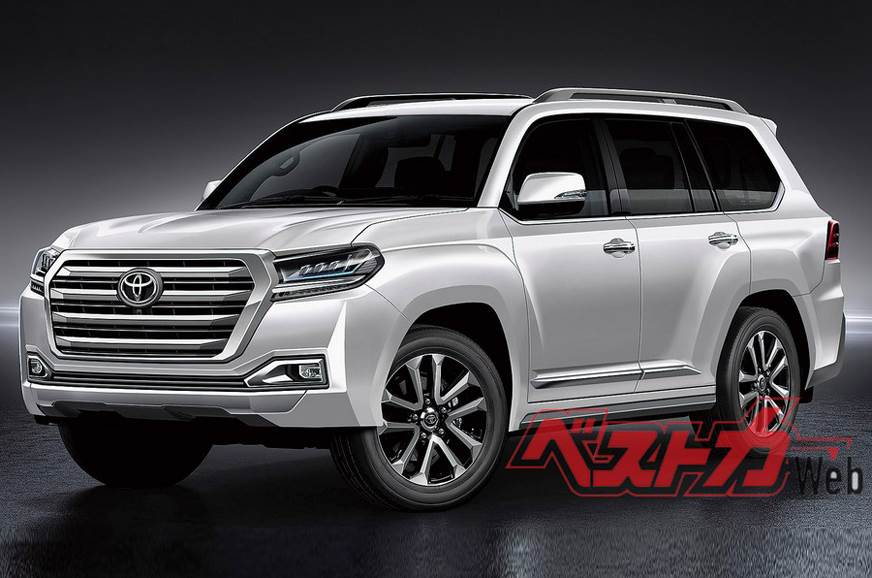Next-gen Toyota Land Cruiser LC 200, Lexus LX to go hybrid