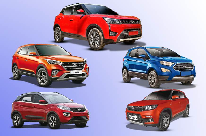 2019 Mahindra XUV300 vs rivals: Specifications comparison