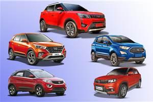 2019 Mahindra XUV300 vs rivals: Specifications comparison