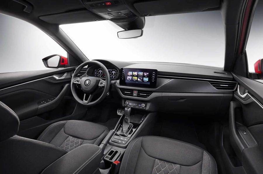 Skoda Kamiq SUV interiors revealed